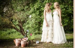Robe de mariée bohème Joan