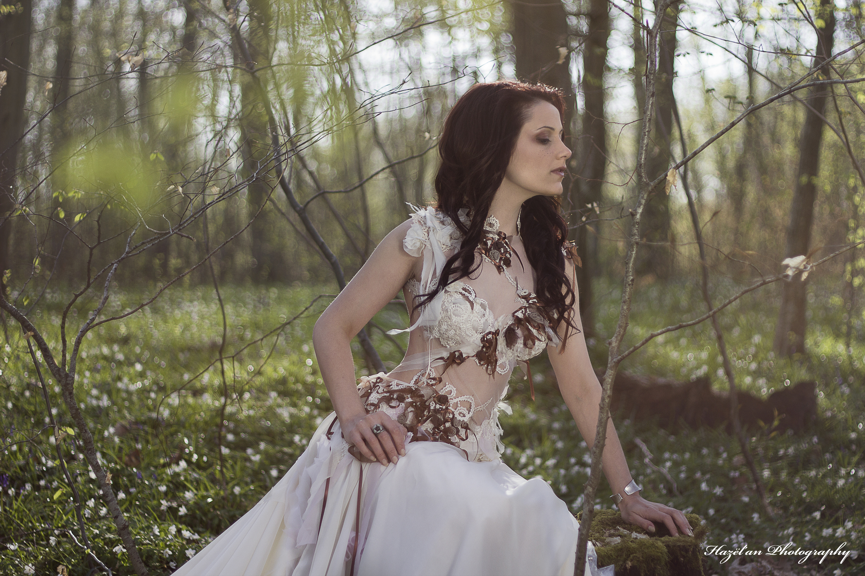 Robe de mariée couture Nantes