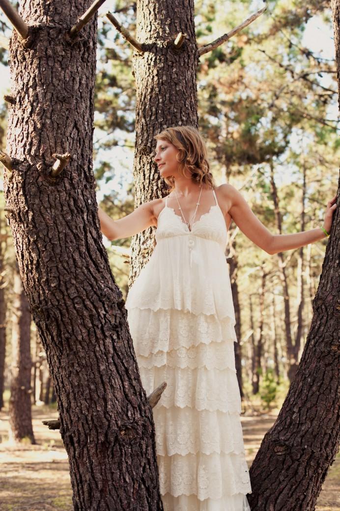 Mariage bohème : un joli shooting inspiration part 2