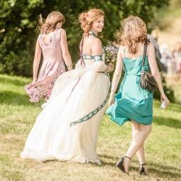 Robe de mariée celtique Céline