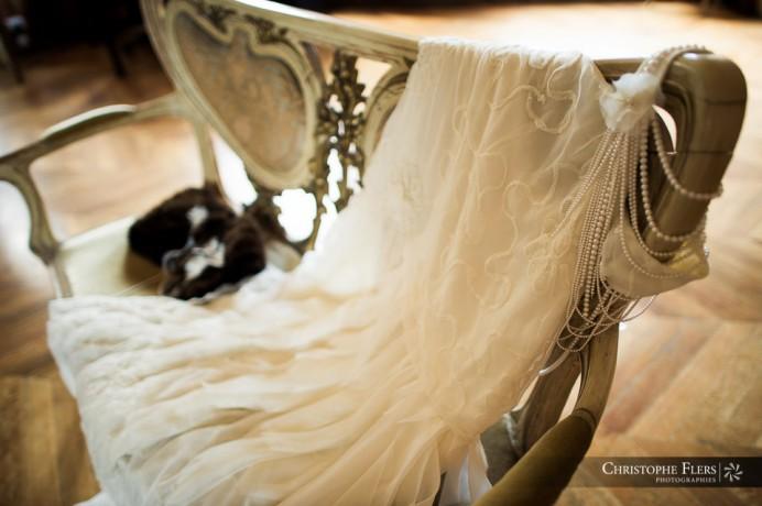 Robe de mariée Charleston