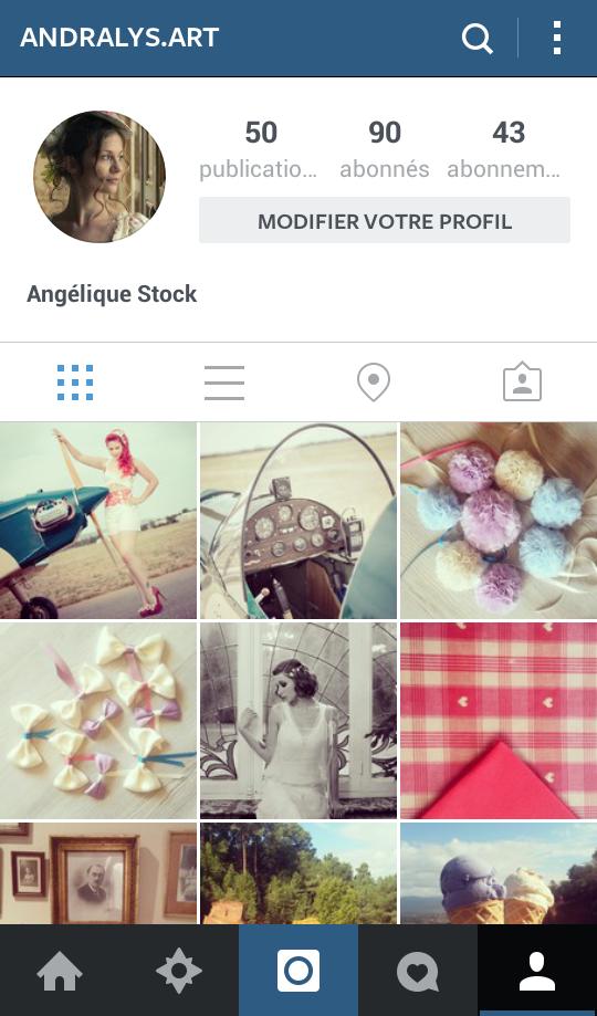 Andralys.art  sur Instagram