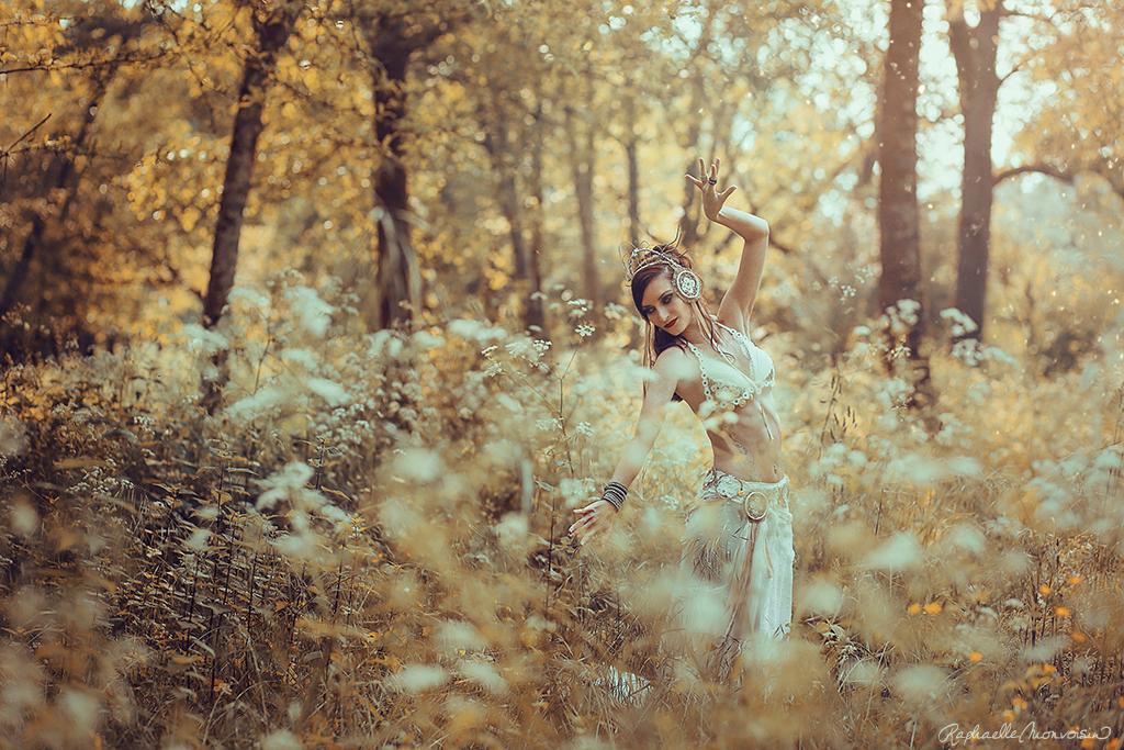 Raphaelle-Monvoisin--La-Danseuse-dEther