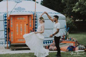 Robe de mariée bohème Masha