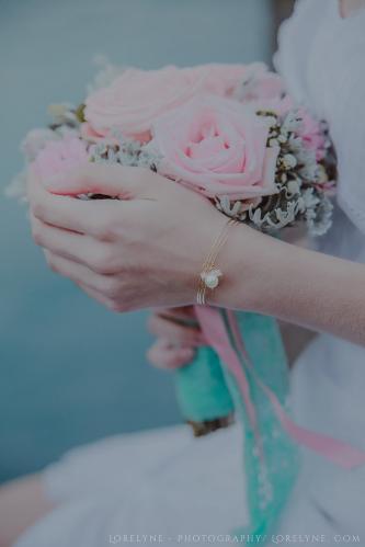 Robe de mariée rétro - vintage Madelyne (2 sur 74)