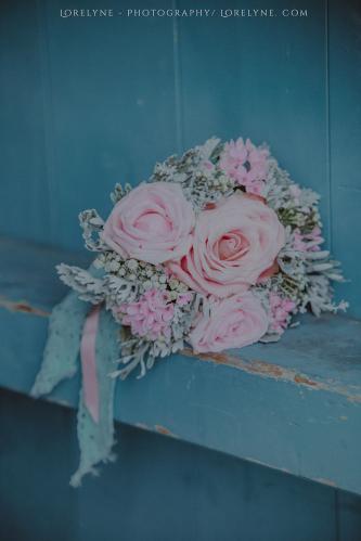 Robe de mariée rétro - vintage Madelyne (70 sur 74)