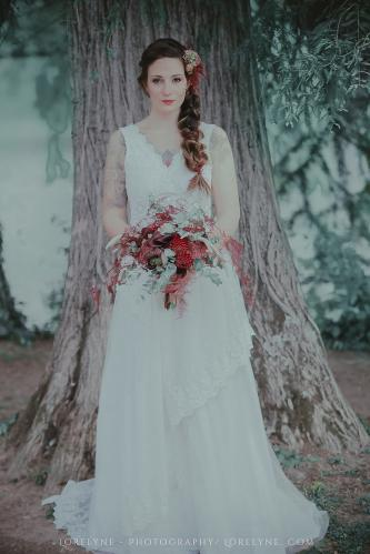 Robe de mariée bohème - champêtre Rayfi (19 sur 85)