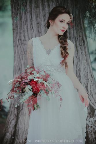 Robe de mariée bohème - champêtre Rayfi (21 sur 85)