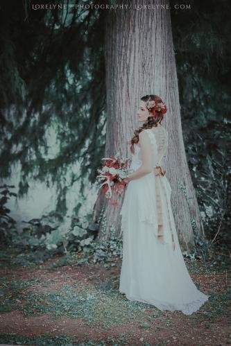 Robe de mariée bohème - champêtre Rayfi (24 sur 85)