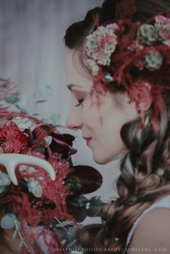 Robe de mariée bohème - champêtre Rayfi (37 sur 85)