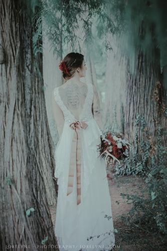 Robe de mariée bohème - champêtre Rayfi (51 sur 85)