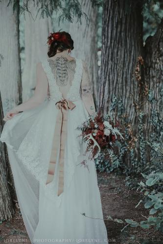 Robe de mariée bohème - champêtre Rayfi (52 sur 85)