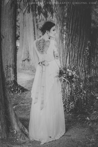 Robe de mariée bohème - champêtre Rayfi (54 sur 85)