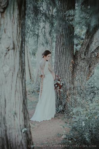 Robe de mariée bohème - champêtre Rayfi (55 sur 85)