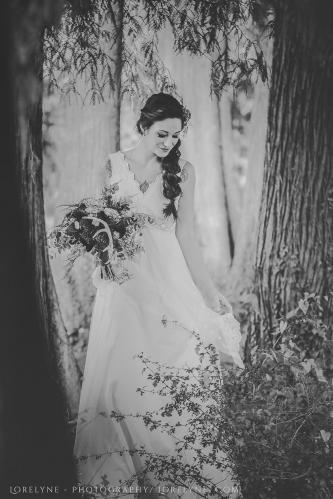 Robe de mariée bohème - champêtre Rayfi (58 sur 85)