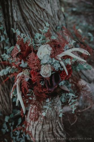 Robe de mariée bohème - champêtre Rayfi (69 sur 85)