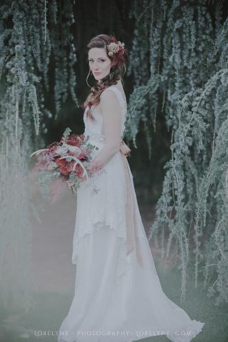 Robe de mariée bohème - champêtre Rayfi (73 sur 85)