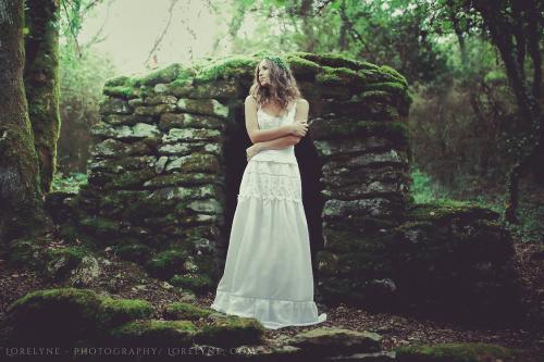 Robe de mariée champêtre Alice 01