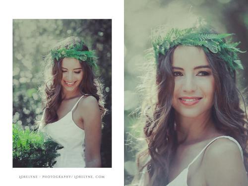 Robe de mariée champêtre Alice 07