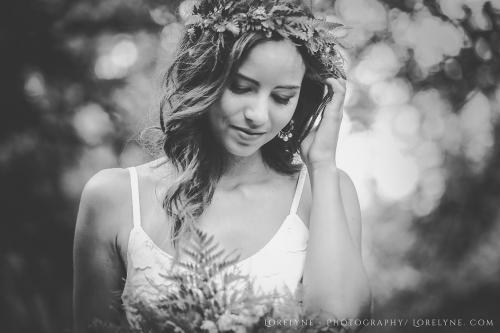 Robe de mariée champêtre Alice 08