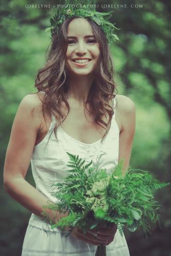 Robe de mariée champêtre Alice 09