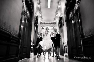Robe de mariée 1920 charleston
