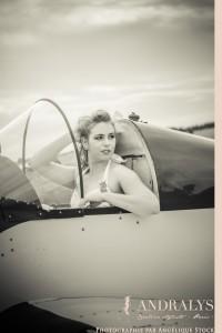 Photographe pour Andralys robes de mariée en Provence