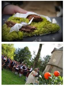 Mariage Irlandais de Magali