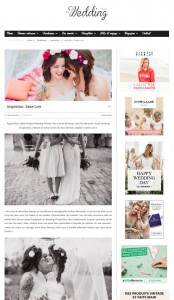 Soohting inspiration mariage wedding magazine