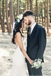 Mariage bohème dune du pilat
