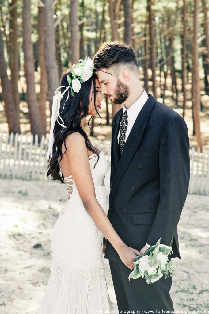 robe de mariée hippie chic Joan - mariage bohème chic