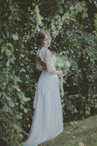 Robe de mariée bohème Rybie Bordeaux Arcachon