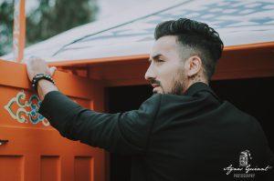 shooting inspiration mariage - photo marié