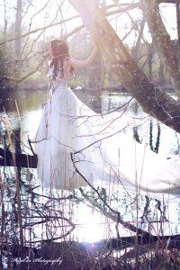 robe de mariée féerique sur-mesure Bordeaux