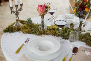Inspiration-mariage-boho-chic-decoration-table