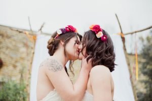 Inspiration-mariage-boho-chic-bisous-mariees