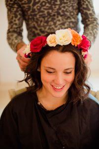 Inspiration-mariage-boho-chic-coiffure