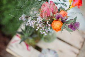 Inspiration-mariage-boho-chic-fleurs