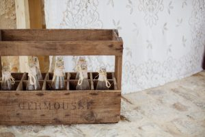 Inspiration-mariage-boho-chic-bouteilles-vintage
