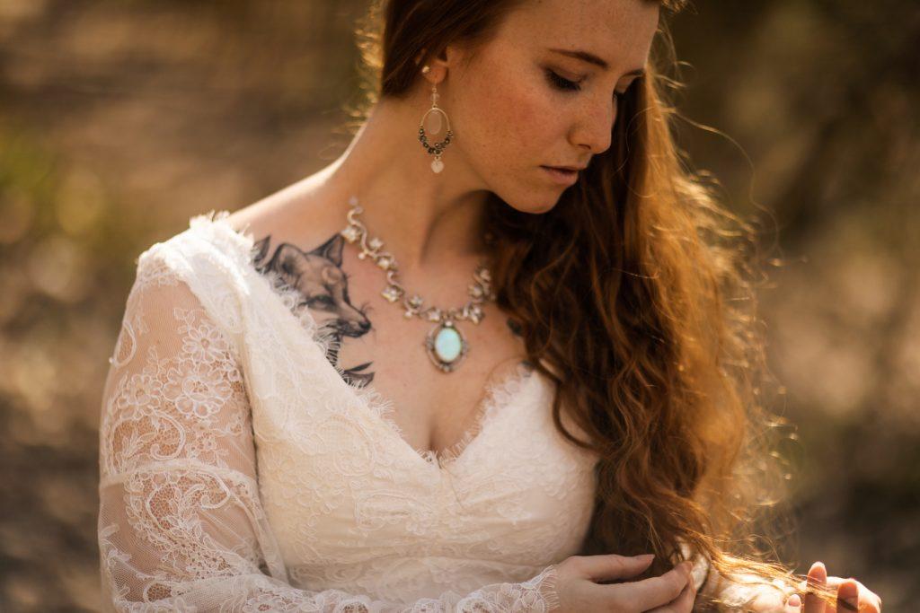 robe-medievale-mariee