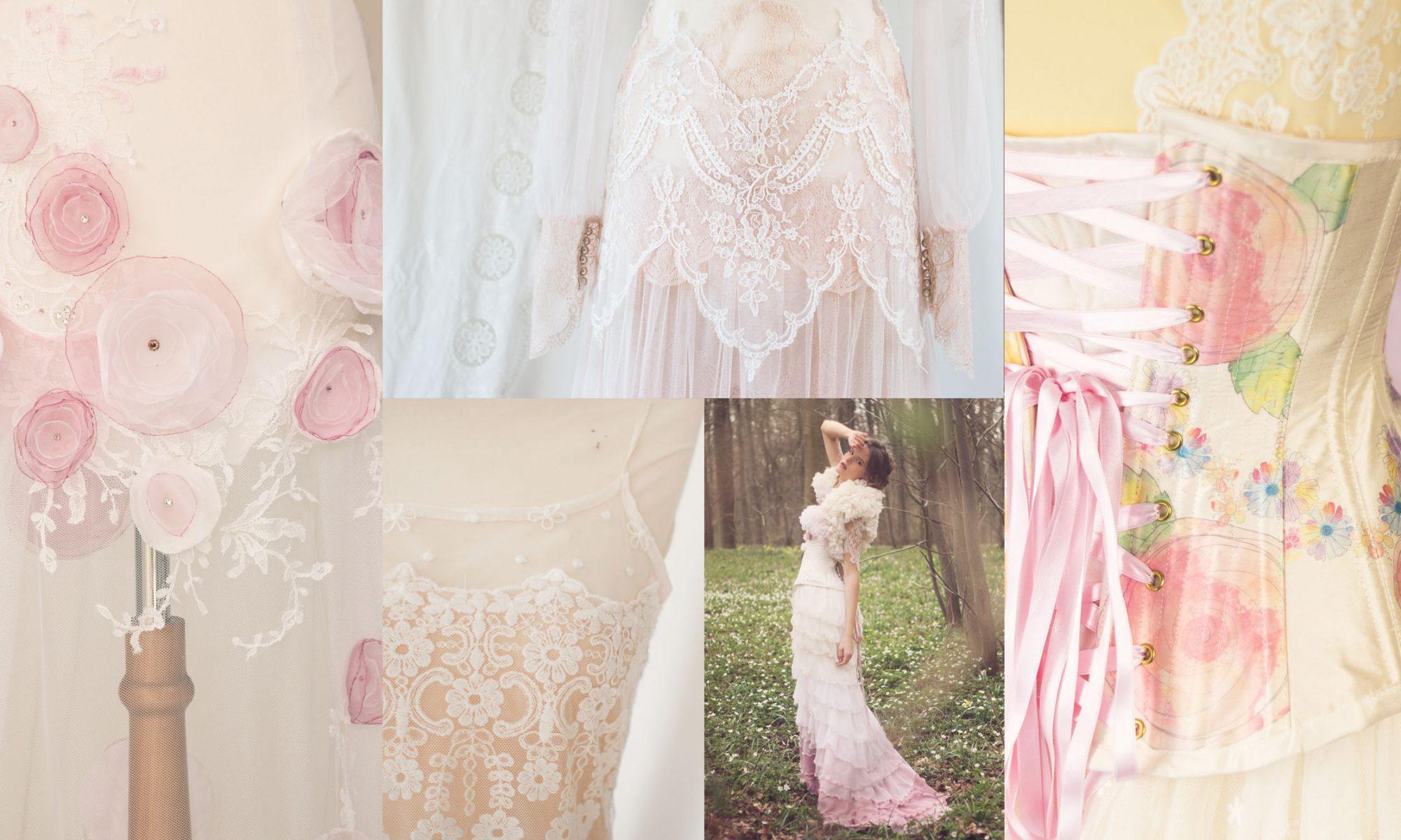robe-de-mariee-rose