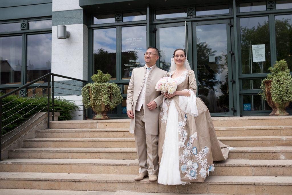 mariée-princesse-18ième-siècle