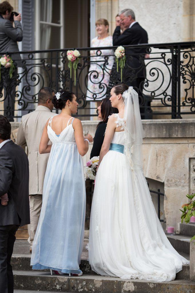 robe de mariée princesse corset dos