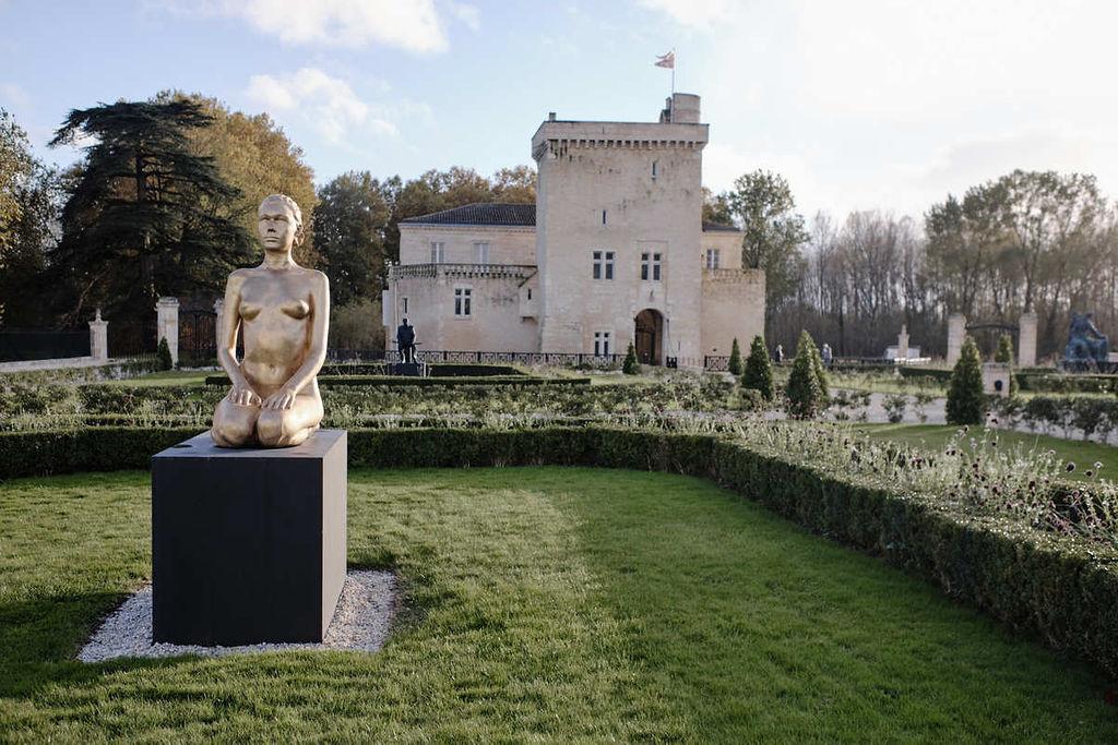Château La Tour Carnet - art sculpture