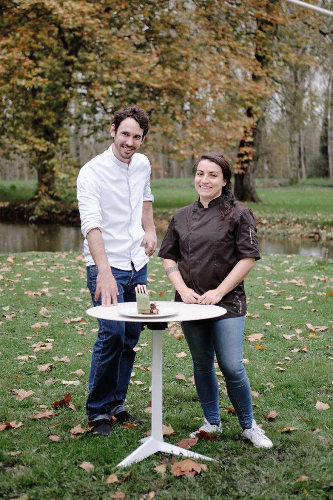 Maxime Roussarie - chef - mariage La Tour Carnet