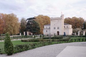 Chateau La Tour Carnet - mariage médiéval