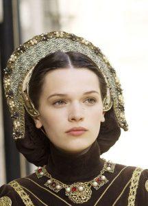 Coiffe-mariage-medieval-tudor