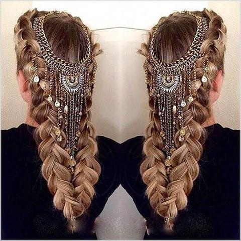 Coiffure-mariage-viking-bijoux