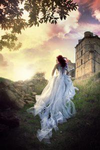 robe de mariée heroic fantasy