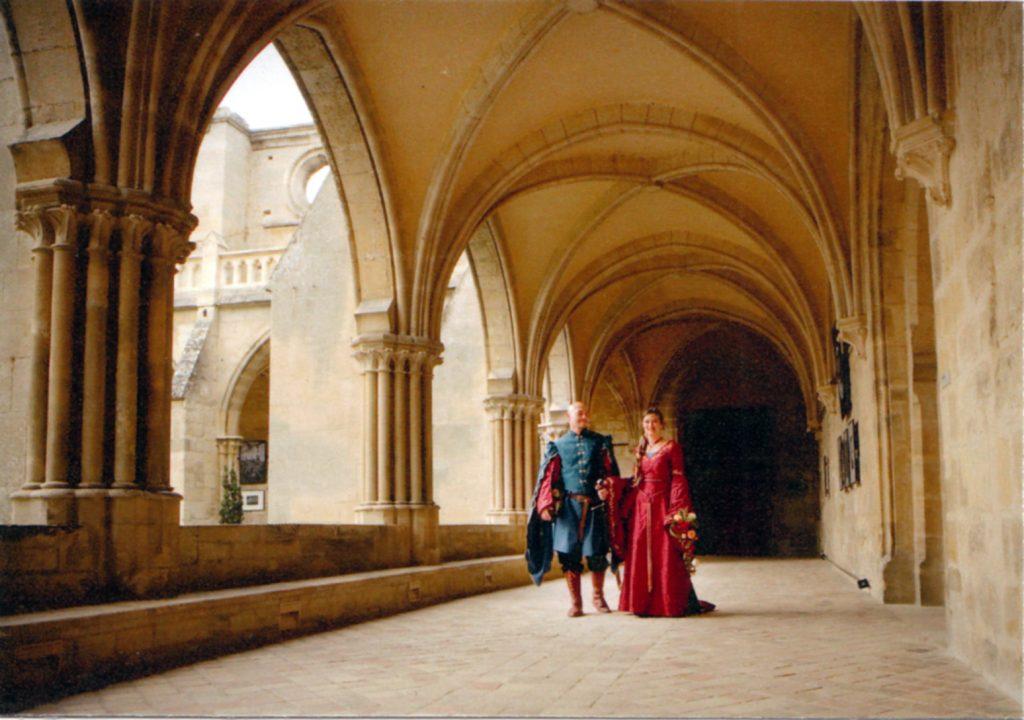 Mariage médiéval par Andralys